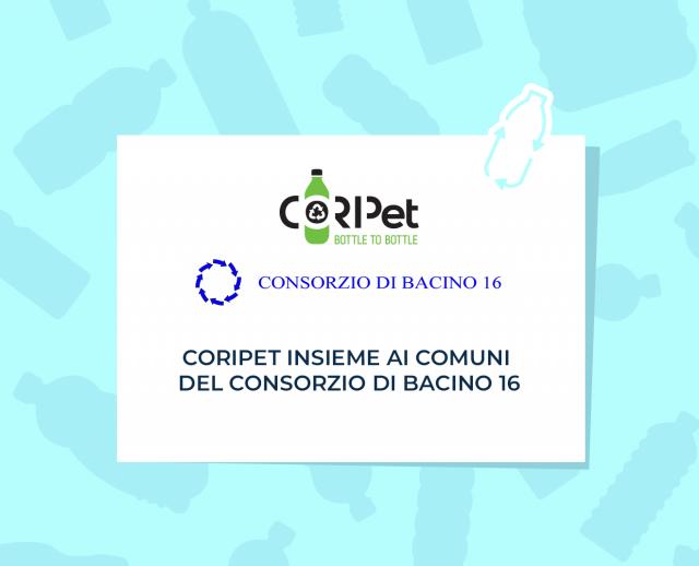 Coripet insieme ai Comuni del Consorzio di Bacino 16